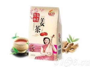 红枣女人姜茶