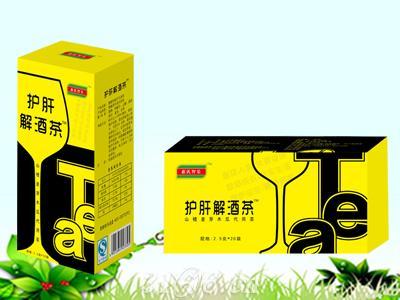 护肝解酒葛根枳椇子代用茶