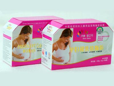 孕妇初乳铁颗粒