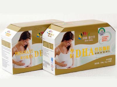 孕妇DHA营养颗粒