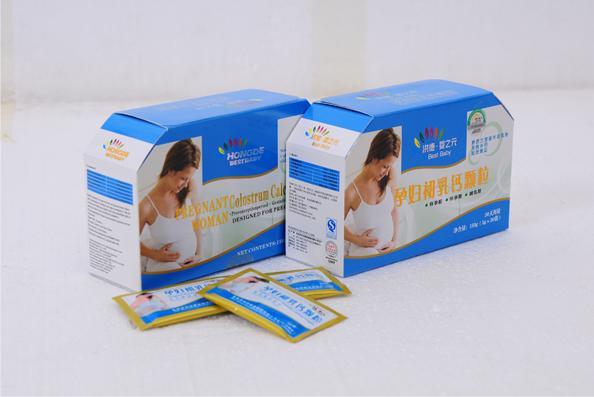 孕妇初乳钙颗粒
