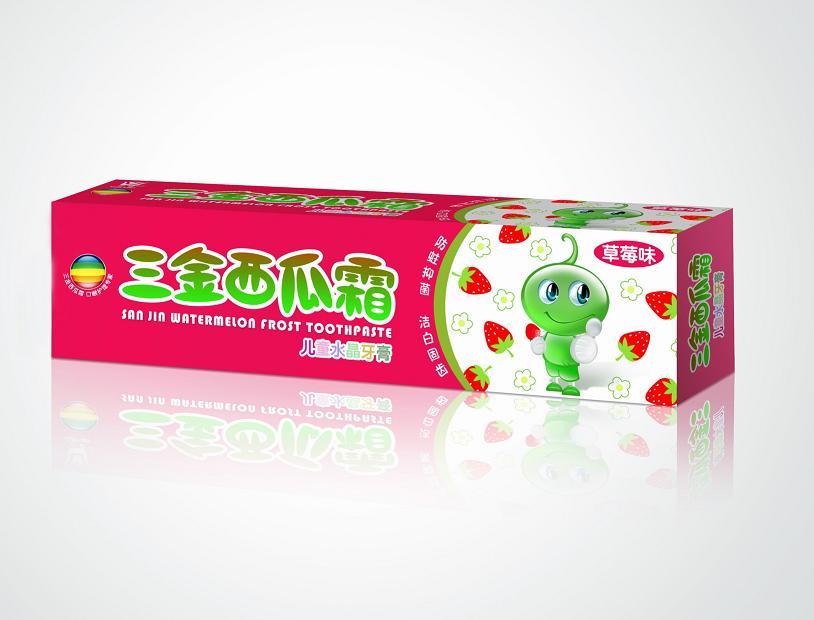 三金西瓜霜-儿童牙膏 101