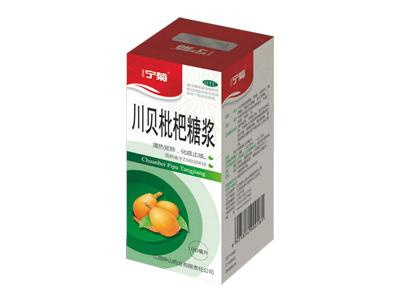 川贝枇杷糖浆-止咳祛痰,双效合一