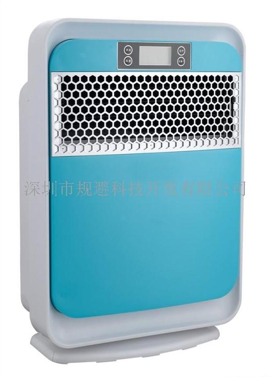 GA-101空气净化负离子健康仪