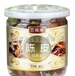 陈皮花果茶