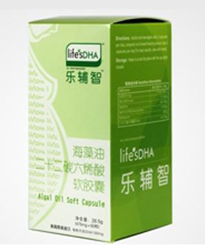 海藻油二十二碳六烯酸软胶囊