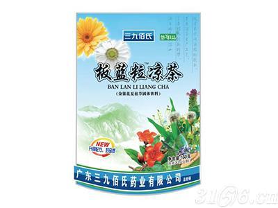 三九佰氏板蓝粒凉茶