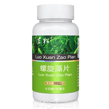 岩松螺旋藻片 150克/瓶