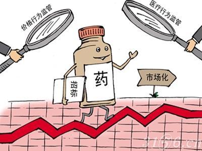 江苏两票制在路上 第一批采购87品种消失