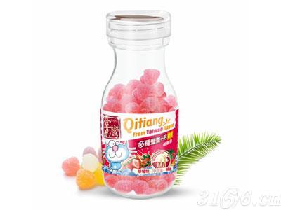 齐天盖-多种营养+钙软糖