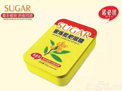 蜜炼枇杷喉糖