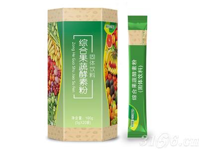 综合果蔬酵素粉