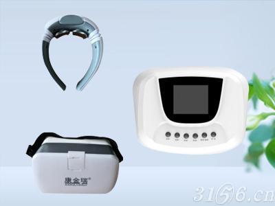 多功能眼部治疗仪(低频电子脉冲治疗仪)招商