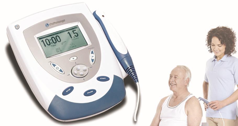 美国Chattanooga 2776超声波治疗仪